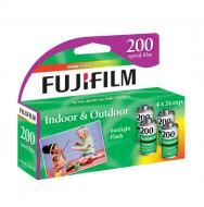 Fujifilm 200  (iso 200, 24 exp) date 12/2017