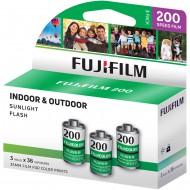 Fujifilm 200 fujicolor (iso 200, 36 exp) date 2022