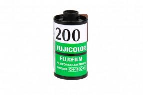 Fujifilm C200 fujicolor (iso 200, 36 exp)