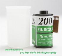 Fujifilm C200 fujicolor (iso 200, 24 exp)