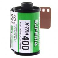 Fujifilm superia X-tra 400 (iso 400, 36 exp)
