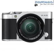 Fujifilm X-A3 + Lens XC 16-50mm f/3.5-5.6 OIS II (Black)