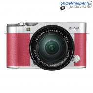 Fujifilm X-A3 + Lens XC 16-50mm f/3.5-5.6 OIS II ( PINK )