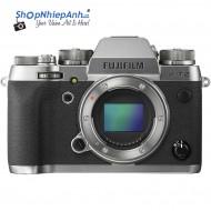 Fujifilm X-T2 Graphite Silver Chính Hãng