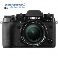Fujifilm X-T2 + Lens 18-55mm F2.8-4 Chính Hãng