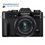 Fujifilm X-T20 + Lens XC 15-45mm Chính Hãng (Black)
