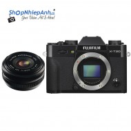 Fujifilm X-T20 + Lens XF 18mmF2R (Đen) - Chính Hãng