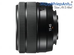 Fujifilm XC 15-45mm f/3.5-5.6 OIS PZ Black Chính Hãng