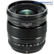 Fujifilm XF 16mm f/1.4 R WR Chính Hãng