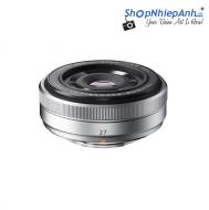 Fujifilm XF 27mm f/2.8 Chính Hãng ( Silver/ Black )