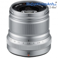 Fujifilm XF 50mm f/2 R WR SILVER Chính Hãng