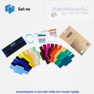 Gel màu Selens 20 filter và grip
