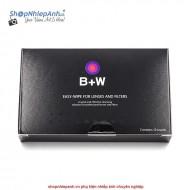 Giấy lau lens B+W antibacterial (hộp)