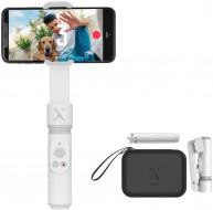 Gimbal Zhiyun Smooth X for smartphone combo (white)