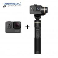 GoPro Hero 5 Black Nhập Khẩu + Gimbal FeiyuTech G6