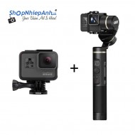 GoPro Hero 6 Black Nhập Khẩu + Gimbal FeiyuTech G6