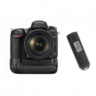 Grip Meike for Nikon D750 with 2.4G remote wireless timer