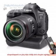 Grip Meike MK-6D2 Pro for Canon 6D mark II wireless remote timer