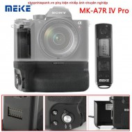 Grip Meike MK-A7R4 PRO for Sony A7R4 A9ii wireless remote timer