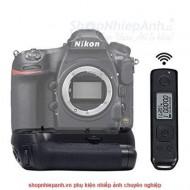 Grip Meike MK-D850 Pro for Nikon D850 wireless remote timer