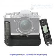Grip Meike X-T3 PRO for fujifilm X-T3 wireless remote control