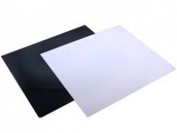 Gương phản chiếu chụp sản phẩm size 35cm (2 màu)-Reflection board