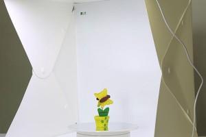 HỘP CHỤP SẢN PHẨM 24CM CÓ ĐÈN LED (NEW VERSION)