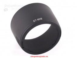 Hood for canon ET-65 III (85F1.8  100F2  100-300F4.5-5.6  75-300F4-5.6  135F2.8)