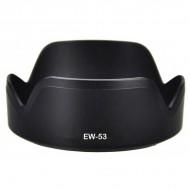 Hood for canon EW-53 (15-45 ef-m) JJC