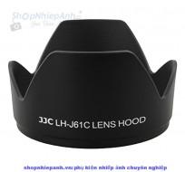 Hood for Olympus LH-61C (14-150, 14-150 II, 14-42)