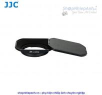 Hood JJC metal black combo for Fujifilm 35f2 23f2 WR (LH-JXF35SII)