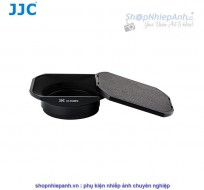 Hood JJC metal black combo for Fujifilm X100 series and X70