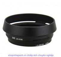 Hood Kiểu Leica JJC For Fujifilm X100/X100S/X100T Black (LH-JX100)