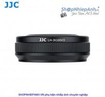 Hood kim loại JJC Black for fujifilm X100V X100 X100S X100T X100F (LH-JX100VII)