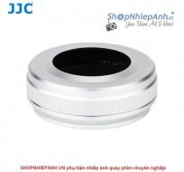 Hood kim loại JJC Silver for fujifilm X100V X100 X100S X100T X100F (LH-JX100VII)