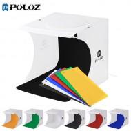 Hộp chụp sản phẩm Puluz 20cm có đèn LED phiên bản mới
