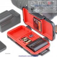 Hộp đựng pin và thẻ nhớ Lens GO D850