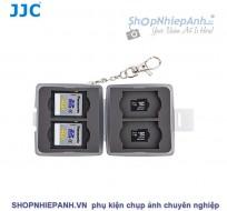 Hộp đựng thẻ nhớ JJC MC-11D