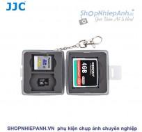 Hộp đựng thẻ nhớ JJC MC-8D