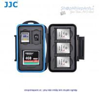 Hộp đựng thẻ nhớ JJC MC-STCQ8