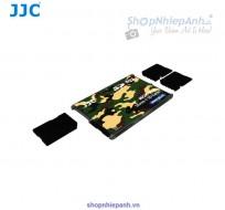 Hộp đựng thẻ tiện dụng JJC SD4YG