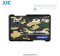 Hộp đựng thẻ tiện dụng JJC SDMSD6YG