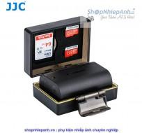 Hộp đựng thẻ và pin máy ảnh JJC BC-UN1