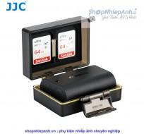Hộp đựng thẻ và pin máy ảnh JJC BC-UN2