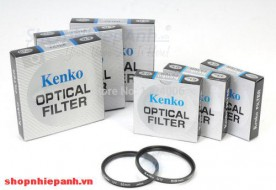 Kenko UV optical filter