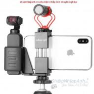 Kẹp đa dụng Ulanzi cho Osmo Pocket và smartphone