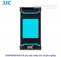 Kẹp điện thoại cao cấp JJC SPC-1A blue
