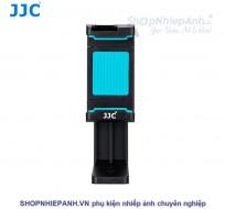 Kẹp điện thoại cao cấp JJC SPS-1A blue 360 degree