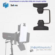 Kẹp gel màu đèn studio Selens S-059