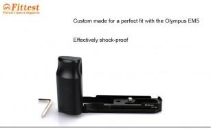 Khung thép L Bracket for Olympus OM-D E-M5